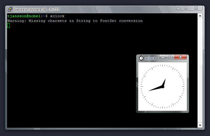 Download Xming X Server